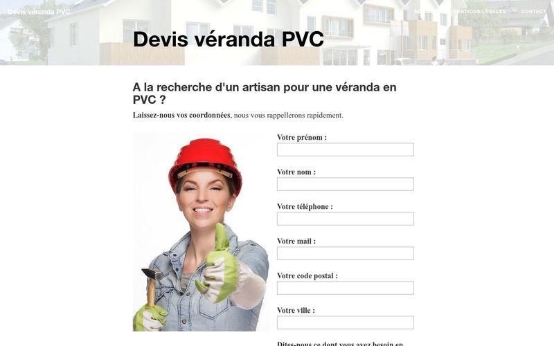 Faire un devis pour une véranda en PVC